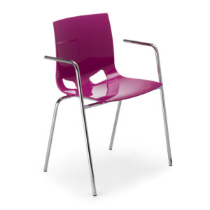 Fondo Chair with arms