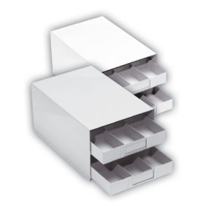 X-Ray Filing Trays Stacking